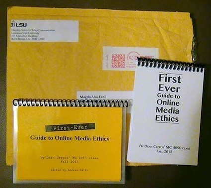 First-Ever Guide to Online Media Ethics | Library Policies and Documents | Scoop.it