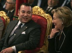 Impérialisme des USA en Afrique: Hillary Clinton effectuera une visite officielle au Maroc   Actualités Afrique   Scoop.it