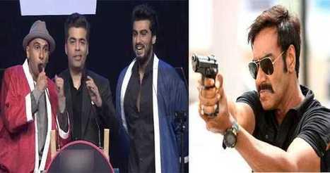 एआईबी विवादः अजय देवगन को नहीं पसंद ऐसा मजाक - दैनिक जागरण | Entertainment News in Hindi | Scoop.it