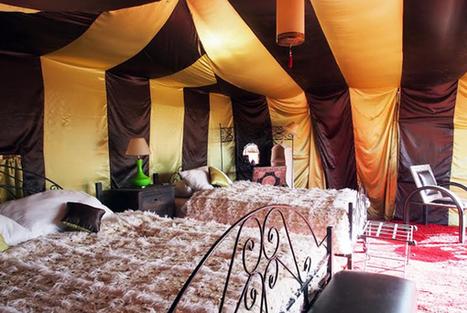 Why Use a Desert Camp in Erg Chebbi?   sahara desert tours Morocco   Scoop.it