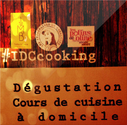 ShareBordeaux | #IDCcooking un nouveau concept à #Bordeaux made in @LesItineraires de Charlotte | Oeno-digital | Scoop.it