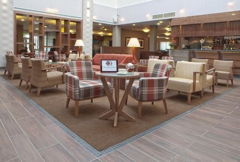 Happy disabled traveller - Review of DoubleTree by Hilton Aberdeen City Centre, Aberdeen - TripAdvisor   Accessible Tourism   Scoop.it
