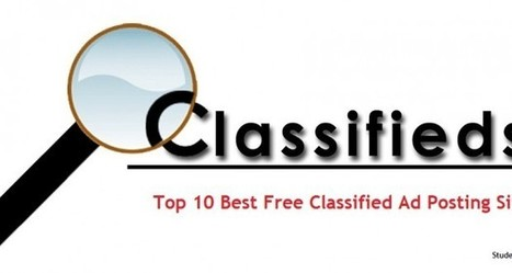 Top 10 Best Free Classified Ad Posting Sites 2014 | SEO Company Bangalore | Scoop.it