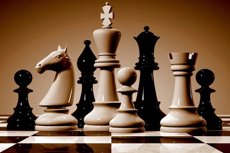 Chess Has Pop Culture's Attention | Human Geography | Scoop.it