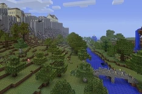 Minecraft para PS4 y Xbox One mostrará más distancia de dibujado • Eurogamer.es | videojueos | Scoop.it