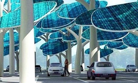 Solar Forest, el 'bosque' de energías renovables del futuro | Iniciativas sostenibles | Scoop.it