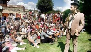 Arvieu. Cap Mômes : vers un passage de relais en 2013 | L'info tourisme en Aveyron | Scoop.it