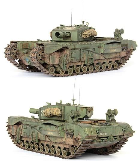 AFV Club 1/35 Churchill MK.III AVRE | Military Miniatures H.Q. | Scoop.it