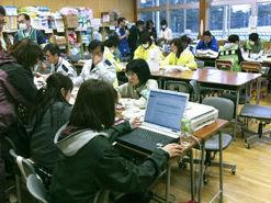 [Eng] Ingénieurs, chercheurs aident les survivants à trouver l'info en ligne | Kyodo News | Japon : séisme, tsunami & conséquences | Scoop.it
