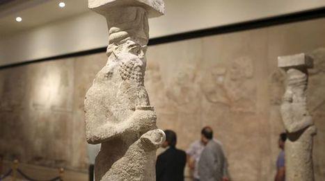 Trafic d'antiquités: l'ombre de Daech sur le marché de l'art | Histoire, Géographie, International, Société, Economie | Scoop.it