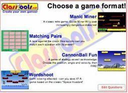 ClassTools.net: Create interactive flash tools / games for education | common core practitioner | Scoop.it