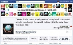 HOW TO: Custom Design Your Nonprofit's FacebookTimeline   Facebook best practices and research   Scoop.it