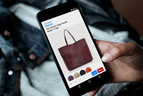 Pinterest Shop : la section e-commerce de... - LSA | Community Manager par Léa GAGET | Scoop.it