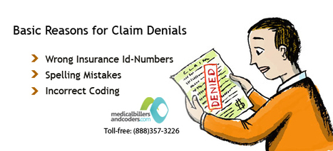 How to Avoid Medical Billing Errors? | Medical Billing and Coding Software | Scoop.it