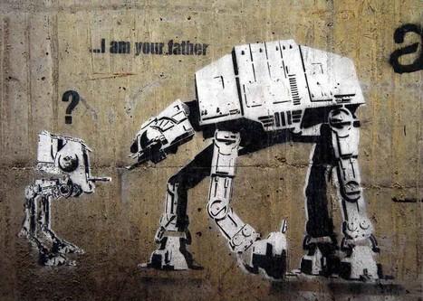 Qui est Banksy ? | la ville en mutation: le street art | Scoop.it