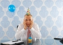 Is Your Birthday Making You Depressed? Ditch the Birthday Blues | Health News | Scoop.it