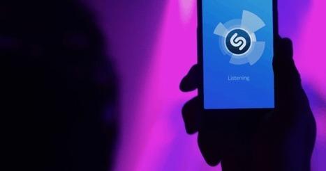 Nuevo Shazam para iMessage, para identificar canciones y compartirlas en el chat   Bits on   Scoop.it