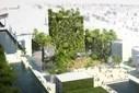 Chaise Urbaine: MVRDV Unveils Plans to Turn Industrial Buildings into a Plant-Covered Urban Oasis   Avoir du savoir ville durable   Scoop.it