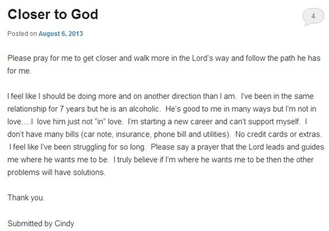 Closer to God | Everyday Prayers | Daily Prayers | Scoop.it