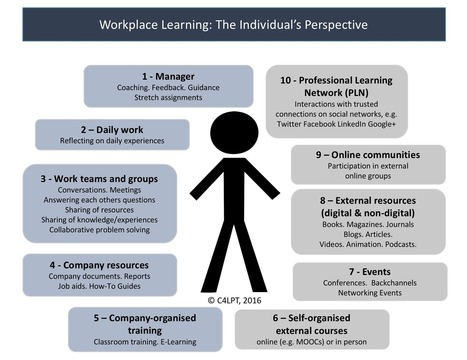 Workplace Learning: The individual's perspective | Learning At Work | Scoop.it
