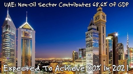 UAE: Non-Oil Sector Contributes 68.6% Of GDP, Expected To Achieve 80% In 2021 - 3villaz.com   Dubai UAE (Real Estate, Corporate Advertising & Interior Fit outs)   Scoop.it