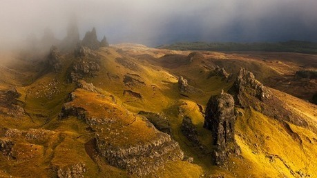 Beautiful Landscape Photography by Tobias Richter | Cruzine | Everything related to photography | Scoop.it