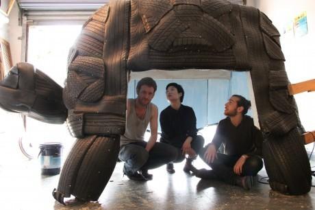 Bondi's tyre tortoise | Australian Culture | Scoop.it