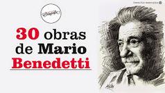 Ortografía & Literatura: DESCARGA GRATIS 30 OBRAS DE MARIO BENEDETTI | Recull diari | Scoop.it