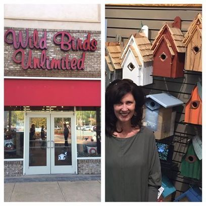 Janine spotted these Heartwood favorites at Wild Birds Unlimited in Savannah, GA. We appreciate our WBU customers!!#birdhousespotted | Heartwood | Scoop.it