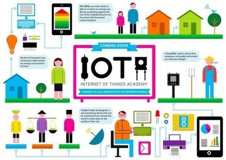 6LoWPAN : l'acronyme barbare permettant de créer 200 milliards d'objets connectés | IOT et Makers | Scoop.it