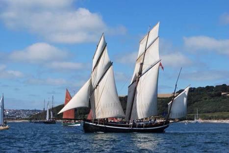 En Bretagne, le fret à voile a le vent en poupe   Veille positive de l'actualité durable et de la nouvelle consommation   Scoop.it