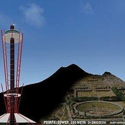 Una torre per vedere l'antica Pompei dall'alto | LVDVS CHIRONIS 3.0 | Scoop.it