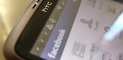 Mobile - Forte rumeur : Facebook préparerait un smartphone avec HTC | mlearn | Scoop.it