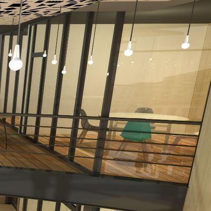 NOMADE - L'espace de coworking par La Poste - Accueil   Innovaders   Scoop.it