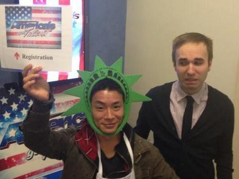 Twitter / AGT_Auditions: Surprise! @KenichiEbina AND ... | Acting Tips | Scoop.it
