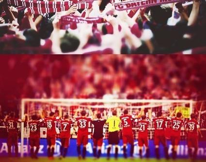 Le Bayern Munich et Adidas lance la #redpassion   Coté Vestiaire - Blog sur le Sport Business   Scoop.it