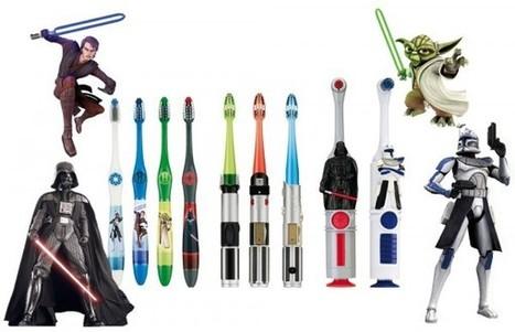 Avec la force tu te brosseras les dents | Actus vues par TousPourUn | Scoop.it