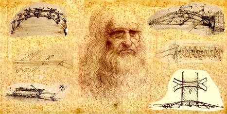 Los seis puentes mas ingeniosos de Leonardo da Vinci | tecno4 | Scoop.it