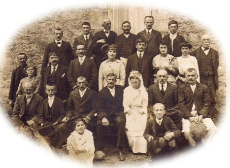 Un mariage ardéchois en 1919 - Histoire Généalogie - La vie et la mémoire de nos ancêtres | GenealoNet | Scoop.it
