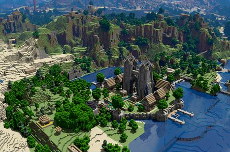 Minecraft en el aula | Nuevas tecnologías aplicadas a la educación | Educa con TIC | Create: 2.0 Tools... and ESL | Scoop.it