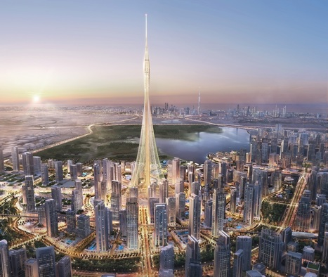 Video: Calatrava's Dubai Observation Tower Passes Wind Tunnel Testing | The Architecture of the City | Scoop.it