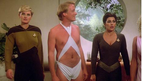 La Mode revisitée par Star Trek TNG | Star Trek est déjà là | Scoop.it