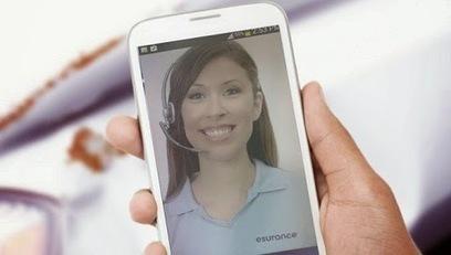 C'est pas mon idée !: Esurance lance l'expertise en vidéo sur mobile | Nouvelle Assurance | Scoop.it