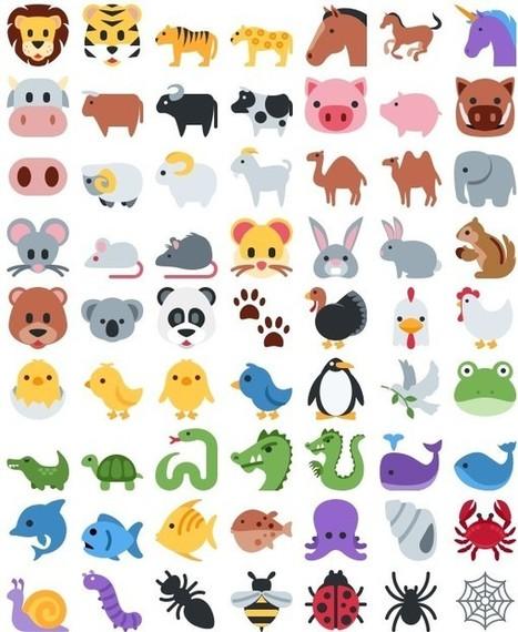 [Nouveautés] De nouveaux emojis sur Twitter | Outils CM | Scoop.it