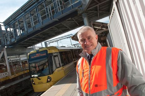Watch time-lapse video: Work completed on £19m Altrincham interchange - Manchester Evening News | Accessible Travel | Scoop.it