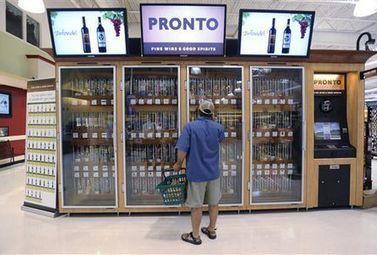 Les 8 distributeurs qui vous surprendront - Magazine du vin - Mon Vigneron | Agenda du vin | Scoop.it