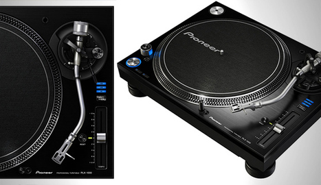 PLX-1000: Pioneer's $699 Pro DJ Turntable Details Revealed | DJing | Scoop.it