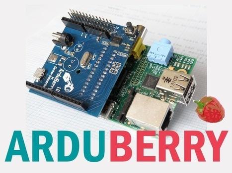 Arduberry Combines Raspberry Pi And Arduino   Raspberry Pi   Scoop.it