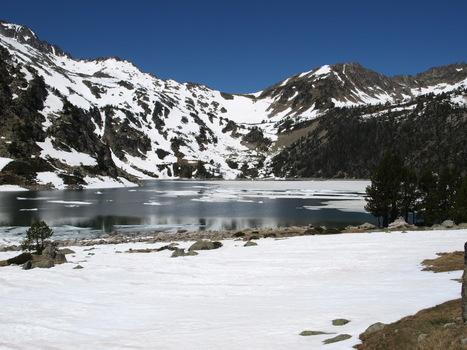 Lac d'Aubert le 17 mai 2015 - Alain Castaing | Vallée d'Aure - Pyrénées | Scoop.it