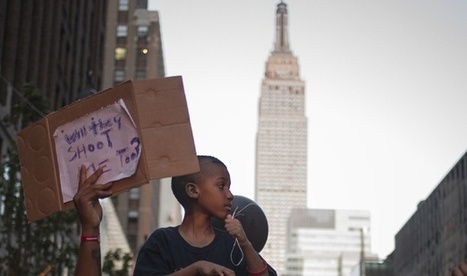 What I Learned About Stop-and-Frisk From Watching My Black Son | Senior Project | Scoop.it